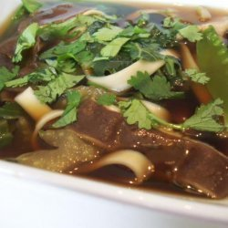 Nigella Lawson  Noodle Soup recipe