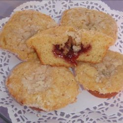 Lemon Streusel Muffins recipe