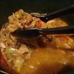 Slow Cooker Beef Fajitas recipe