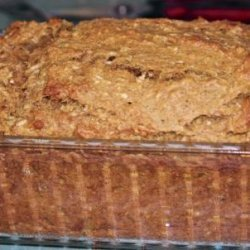 Gluten Free Pumpkin Banana Bread recipe