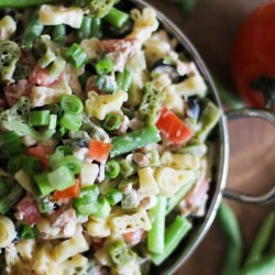 Tuna and Bean Salad recipe
