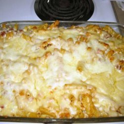 Easy and Tasty Baked Ziti recipe
