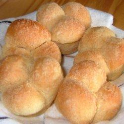 Cornmeal Rolls recipe
