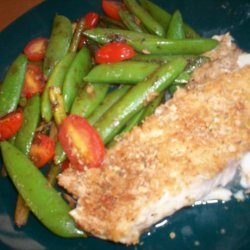 Cooking Light's Easy & Crispy Baked Fish Fillets recipe