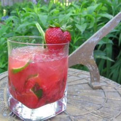 Strawberry Dawa recipe