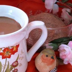 Chocolate Almond Coffee Mix recipe