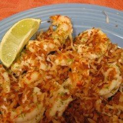 Coconut Lime Shrimp recipe