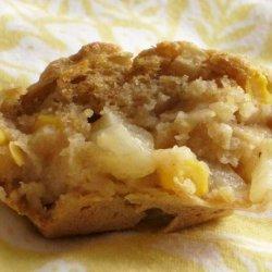 Apple Corn Muffins recipe