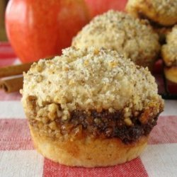 Apple Butter Muffins recipe