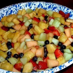 Big Fruit Salad recipe