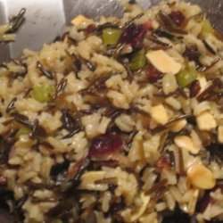 Fruit and Wild Rice Pilaf recipe