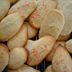 Rose Water Cookies recipe