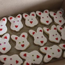 Big Soft Sour Cream Sugar Cookies recipe