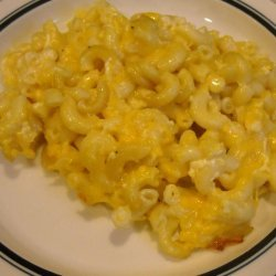 Mrs. B's Best Ever Macaroni and Cheese recipe