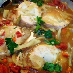 Fish and Fennel Stew recipe