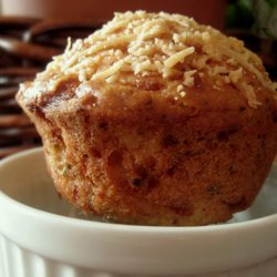 Cheese and Spinach Muffins recipe
