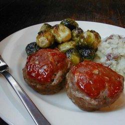 Cooking Light's Turkey Mini Meatloaves recipe