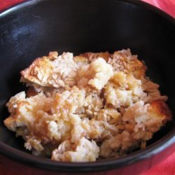 Weight Watchers Baked Oatmeal recipe