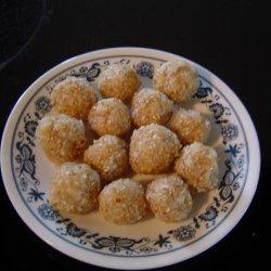Pineapple Pop 'em Balls recipe