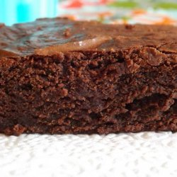 Fudgy Stove Top Brownies recipe