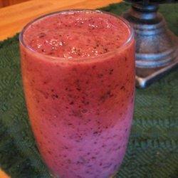 Very Berry Smoothies recipe