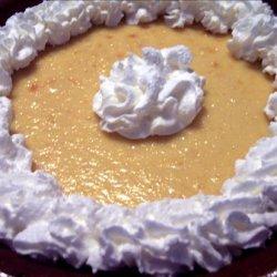 Baked Margarita Pie recipe