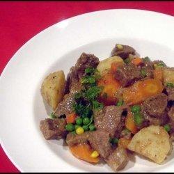 Mum's Beef or Chicken Casserole recipe