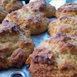 Sour Cream Apple Muffins recipe