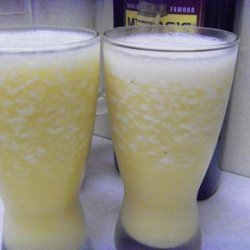 Mango Banana Daiquiris recipe