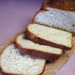 Bread Machine Herbed Onion Bread recipe