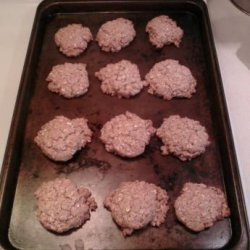 Rise and Shine Healthy Breakfast Cookies recipe