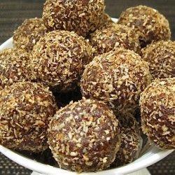 Raw Vegan Chocolate Fruit Balls recipe