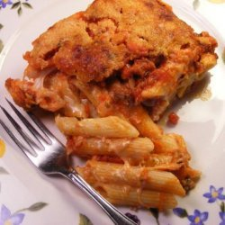 Homemade Tomato Sauce With Italian Sausage and Red Wine recipe