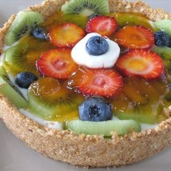 Fast Fruit Tarts recipe