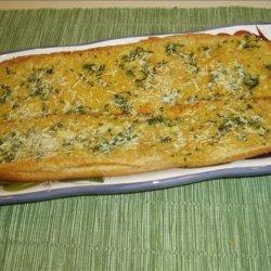 Herbed Garlic Bread recipe