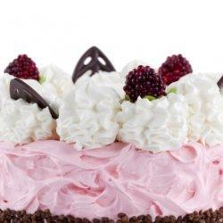 Black Raspberry Cream Pie recipe