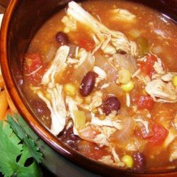 Melissa's Chicken Tortilla Soup recipe
