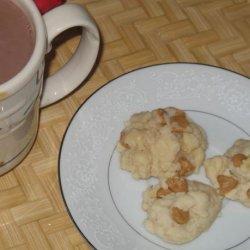 Cream Cheese Spritz Cookies recipe