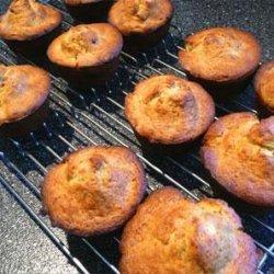 New England Banana Muffins recipe