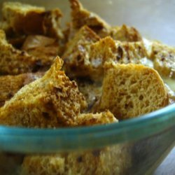 Light Bread Pudding recipe
