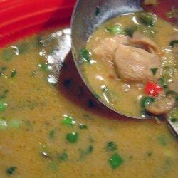 Thai Style Chicken Soup recipe