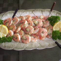 Bet You Can't Eat Just One Shrimp recipe