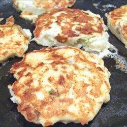 Potato and Apple Pancakes recipe