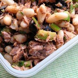 Tuscan White-Bean Salad recipe