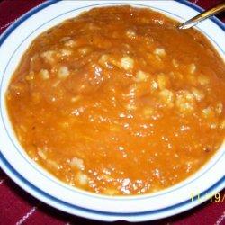 Hearty Tomato Soup recipe