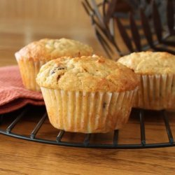 King and Prince Oatmeal Raisin Muffins recipe