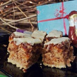 Buttermilk Cinnamon Bars recipe