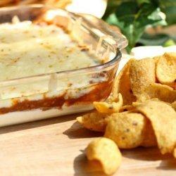 Johnny Jalapeno's Easy Chili Cheese Dip recipe