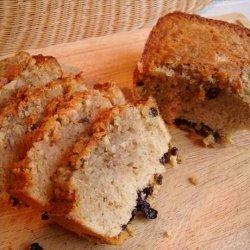 Spiced Nut Cake recipe