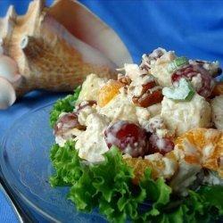 Aloha Chicken Salad recipe